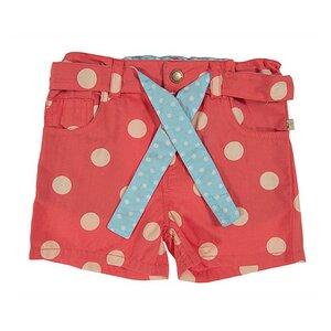 Polka Dot Shorts - Frugi
