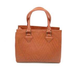 Lederhandtasche Adalie - zweisser