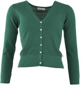 Strickjacke - Cardigan gerdy ultramarine green - OY-DI
