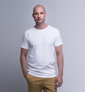 Pure Waste - Herren Crewneck T-Shirt  - Pure Waste