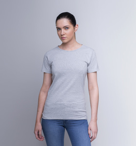 Pure Waste - Damen O-Neck T-Shirt - Pure Waste
