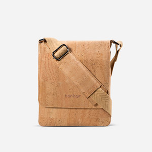 Kork Messenger Tasche Medium - corkor