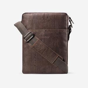 Kork Briefcase Tasche Medium - corkor