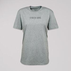 "T-Shirt ""Be Fearlessly authentic"", 100% Bio-Baumwolle, öko Druck - ethicted"