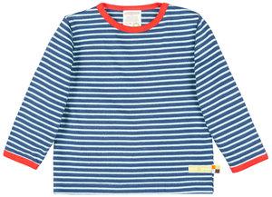 Langarmshirt Shirt petrol Gr.62/68 - loud + proud