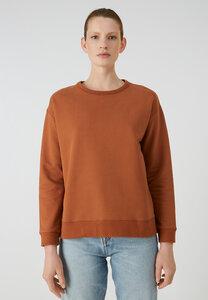 KAAMILE LOGO - Damen Sweatshirt aus Bio-Baumwoll Mix - ARMEDANGELS