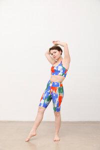 SPORT TOP - MARGARET AND HERMIONE Swimwear Vienna