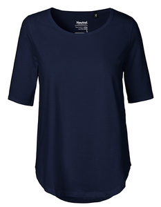 Ladies Half Sleeve T-Shirt Anika - University of Soul