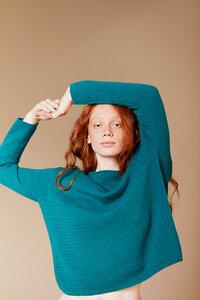 Strickpullover - Wide Sweater - Les Racines Du Ciel