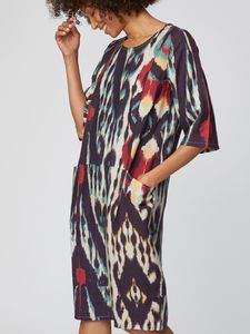 Jakarta Tencel Dress - Thought