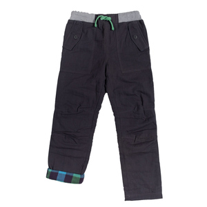 Ripstop Combats Charcoal - Frugi