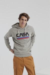Kapuzenpullover - casa hoodie - thinking mu