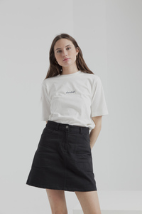 Jeansrock - marsha short skirt - thinking mu