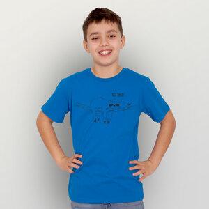 'Not Today...' Kinder-T-Shirt  - HANDGEDRUCKT