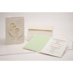 Briefkarte Pusteblume - Formes
