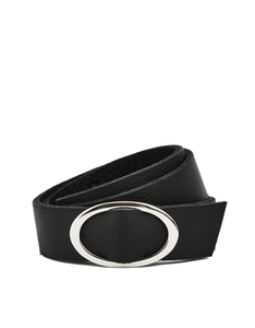 Rolling Belt #vida - black - NINE TO FIVE