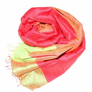 EVE Edler Schal aus handgewebter Seide - Schönes aus Indochina