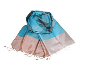 RAPHAELA Schal aus handgewebter Seide - Schönes aus Indochina