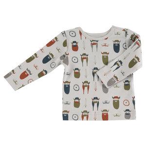 Langarmshirt Shirt 6-12 Monate und 1-2 Jahre - Organcis for kids Pigeon