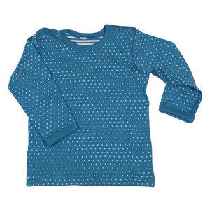 Wende Langarm Shirt Bio-Baumwolle T-shirt Oberteil - Leela Cotton