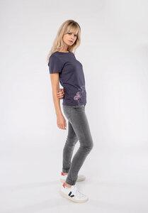T-Shirt - Print - Cotton/Modal  - Erdbär