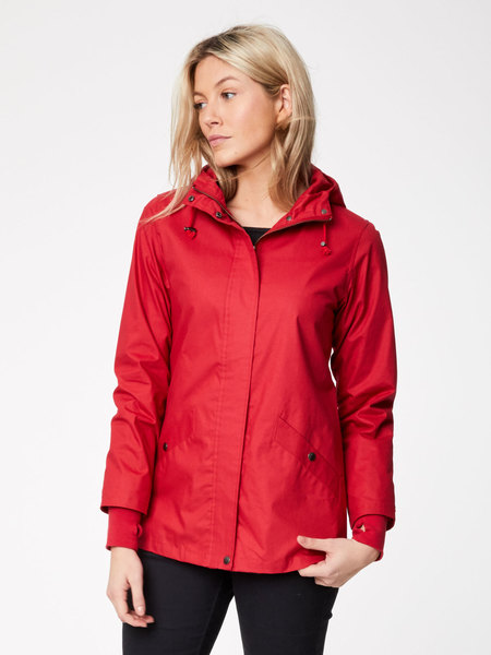 Illia Waterproof Rain Jacket