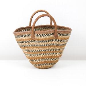Sisal Korbtasche, Tasche, Handtasche Mary - Hadithi