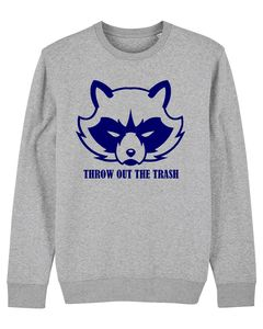 Unisex Sweatshirt TrashCoon  - University of Soul