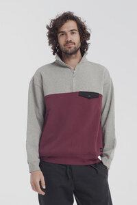 Sweatshirt - challenger sweatshirt - thinking mu