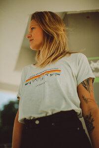 Womens Peak T-Shirt - merijula