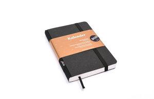 Kalender 2020 S - 12-Monate-Kalender, Taschenkalender DIN A6, Handmade - tyyp