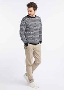 Knit Crew Neck #NORWEGIAN - recolution