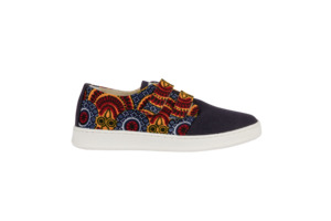 Bunte Kids Sneaker - Tombouctou - Unisex - PANAFRICA