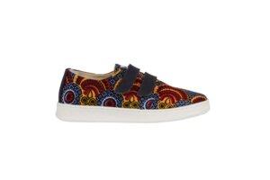 Bunte Kids Sneaker - Bamako - Unisex - PANAFRICA