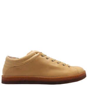 nat-2 Sleek Low veggie tanned vachetta gum - nat-2