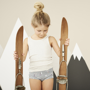Panty, 3er-Pack - Living Crafts
