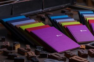 Jahresplaner 2020 - Wochenübersicht - Buchbinderei Rost