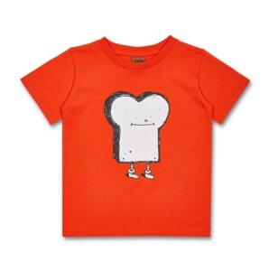 Manitober Kinder T-Shirt Toast (Bio-Baumwolle, kbA) - Manitober
