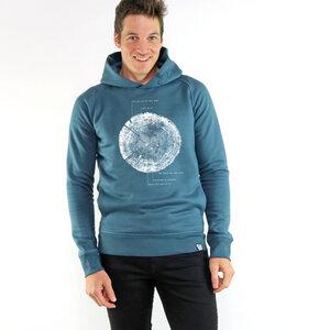 Kapuzensweater Liferings aus Biobaumwolle - Gary Mash