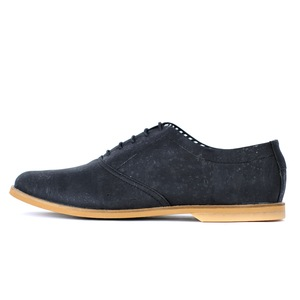 '74 Kork Oxfords Black - SORBAS
