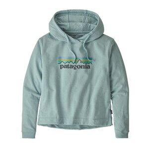 Kapuzenpullover - W's Pastel P-6 Logo Uprisal Hoody - Patagonia