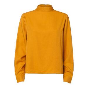 Damen Bluse Gelb Nachhaltig Fair - ThokkThokk