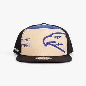 Recycling Snapback - Blue Junior  - Elephbo