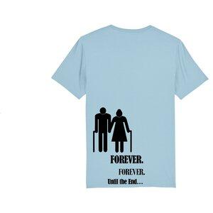 Unisex Shirt ''FOREVER'' - University of Soul