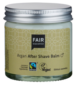 Fair Squared After Shave Balm Men Argan 50ml - Fair Squared
