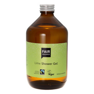 Fair Squared Shower Lime 500ml - Fair Squared