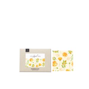 """Bienenwachstuch """"Klein"""" - 15x15 cm - little bee fresh"""