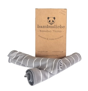 ✮ bambusliebe ✮ 2Stk. Bambus Putztücher / Reinigungstücher  für Küche & Bad - bambusliebe