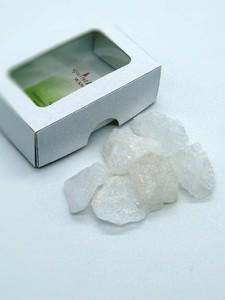 Bergkristall Wassersteine in Pappschachtel - quintESSENCE Wassersteine - OneWorldMinerals