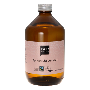 Fair Squared Shower apricot 500ml - Fair Squared